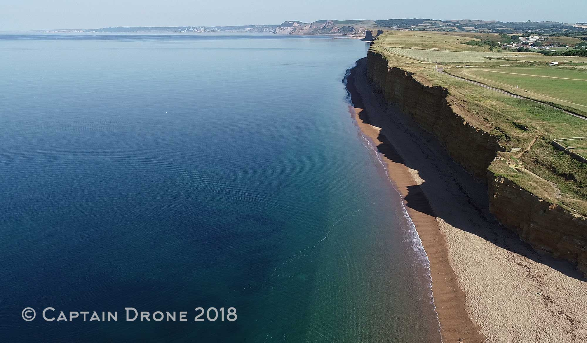 Hive Beach aerial photography by Captain Drone