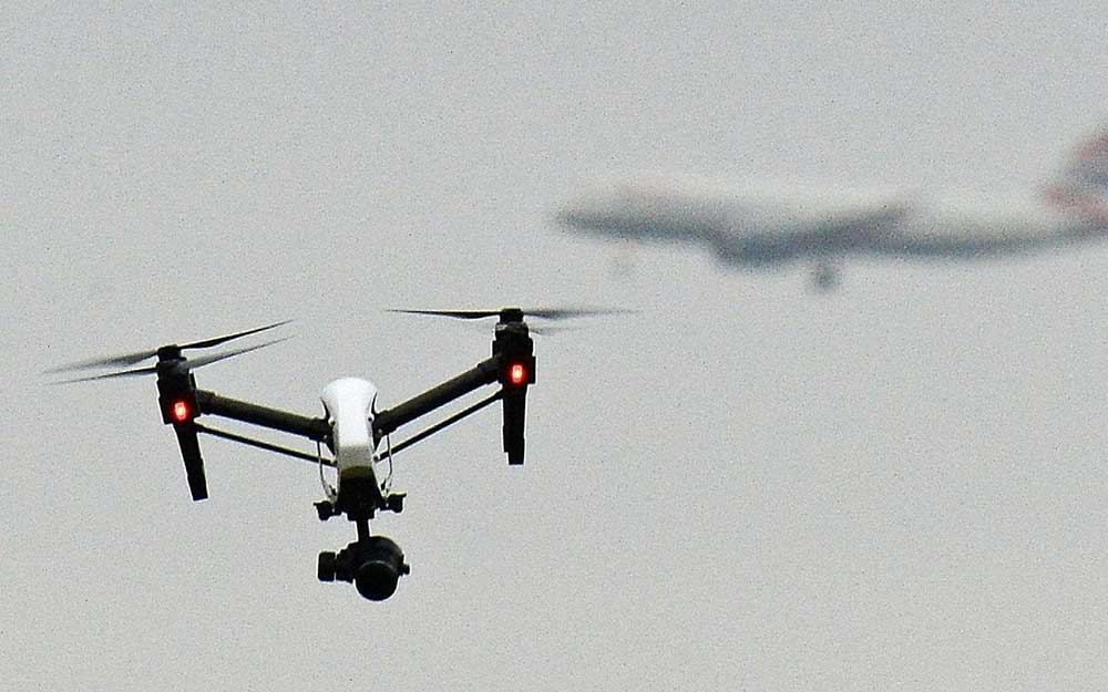 On-the-spot Fines For Illegal Drone Usage On The Telegraph Website