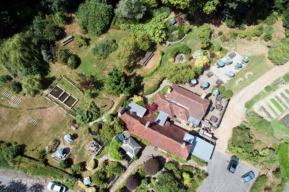 Aerial Marketing Photography by Captain Drone