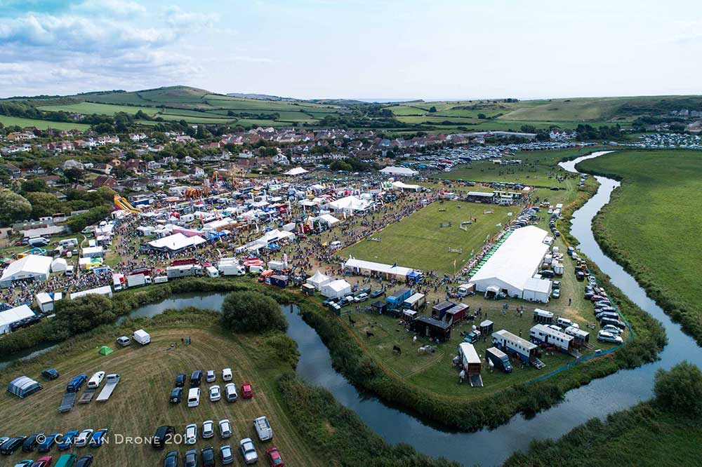 2018 Melplash Show - event photography by Captain Drone