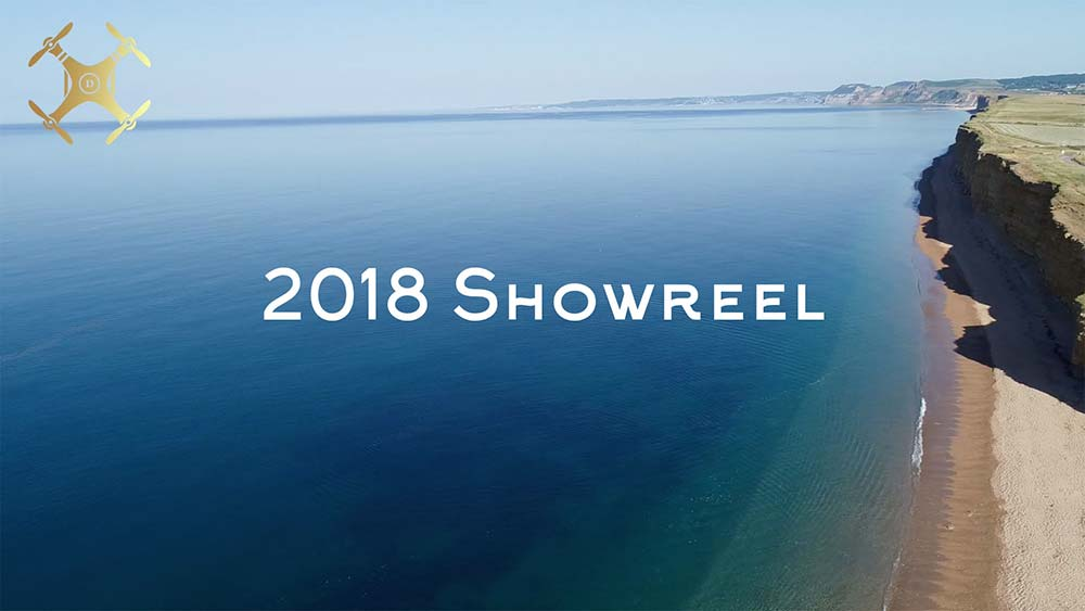 Watch Captain Drone's 2018 Showreel