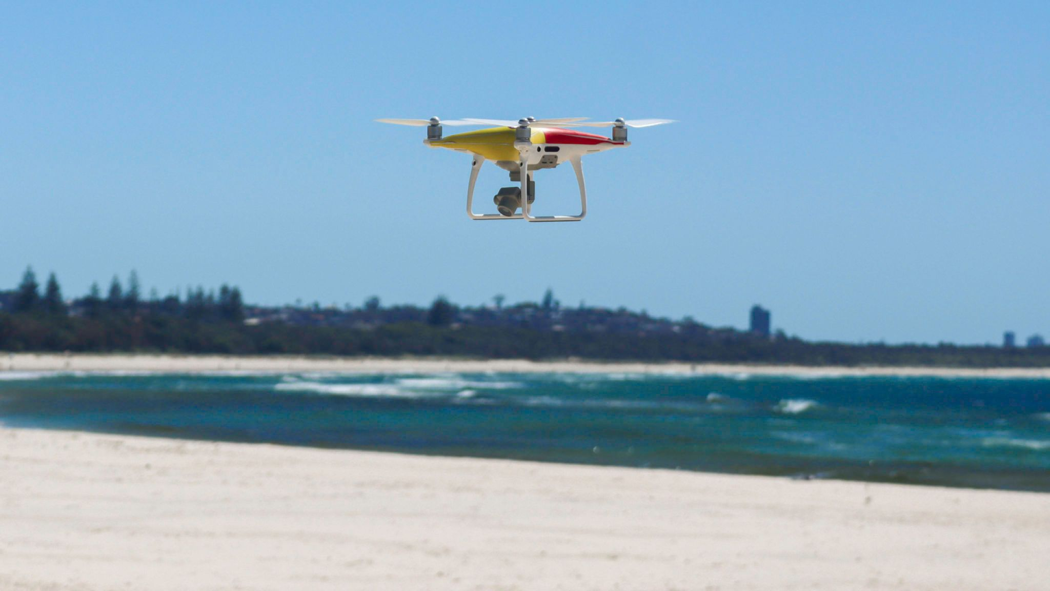 UK Coastguard To Trial The Use Of Drones In Rescue Missions