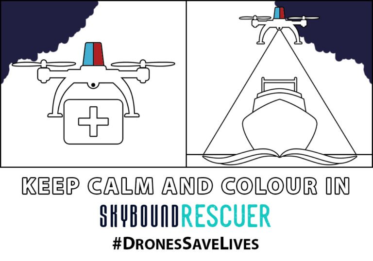 Skybound Rescue Helping Parents Stuck In The House: The Rescue Drone Homeschooling Project