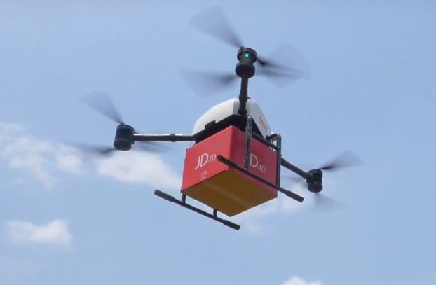 The World Needs Drone Delivery Now