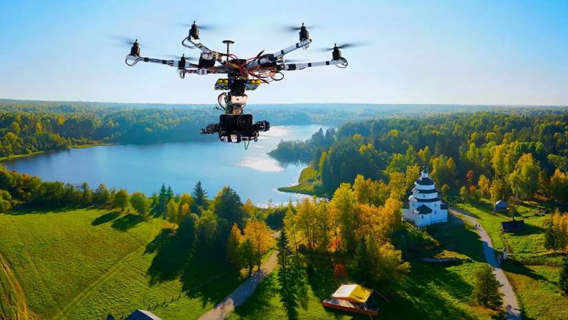Five Ways Drones Are Improving Our Lives